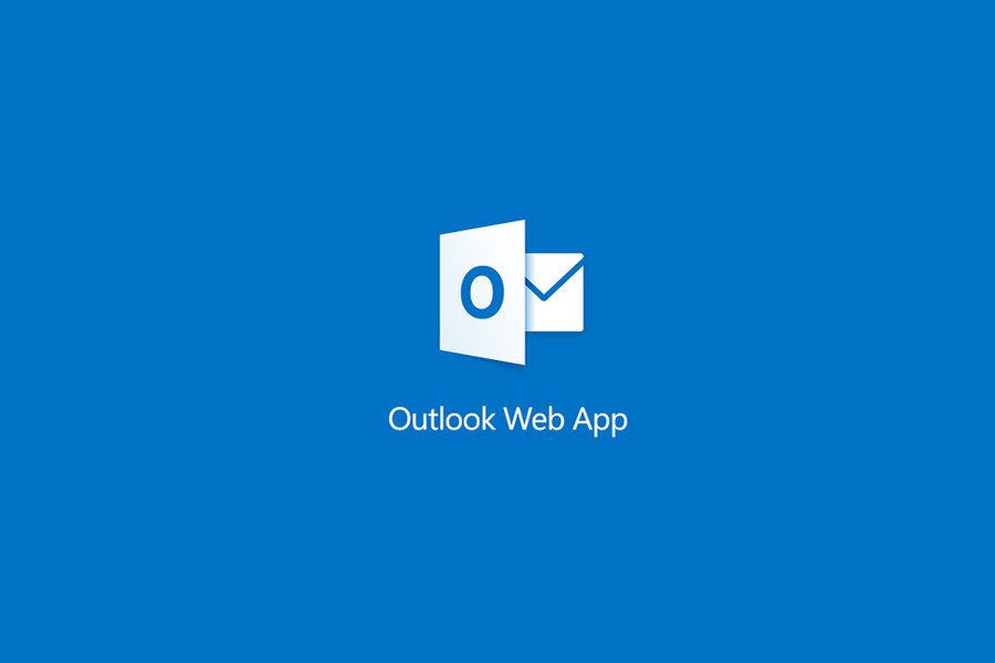 Countdown timer in Outlook Web App.
